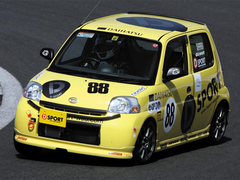 「K4 GP 富士1000km耐久エコラン」2007年8月15日/富士スピードウェイ/DSP weds ADVAN エッセ