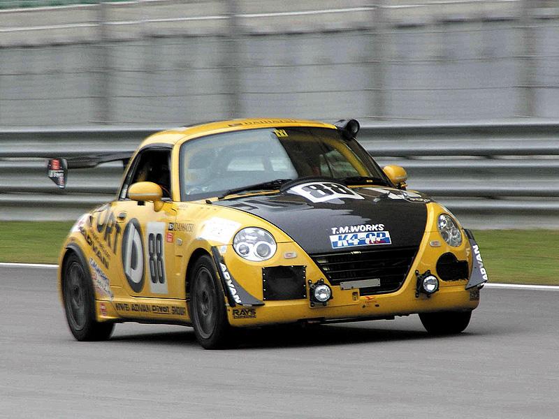 「K4 GP セパン24時間耐久レース」2009年2月12日/セパン・インターナショナルサーキット/Team D-SPORT truth コペン